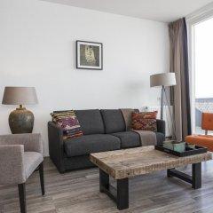 Poort Beach Hotel Apartments Bloemendaal 3* Апартаменты с различными типами кроватей фото 13