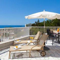 Отель Checkin Bungalows Atlantida пляж фото 2