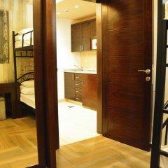 Nadine Boutique Hotel 3* Кровать в общем номере с двухъярусной кроватью фото 10