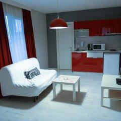 Arkem Hotel 1 2* Люкс с различными типами кроватей фото 6