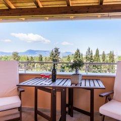 Апартаменты Rarakos Houses Корфу балкон