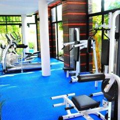 Отель Navatara Phuket Resort фитнесс-зал фото 2