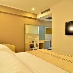 Capital Tirana Hotel 3* Стандартный номер с различными типами кроватей фото 8