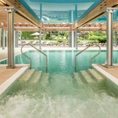 Classic Hotel Meranerhof Меран бассейн фото 3