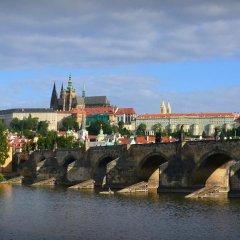 Апартаменты Ostrovní Apartment Прага приотельная территория фото 2