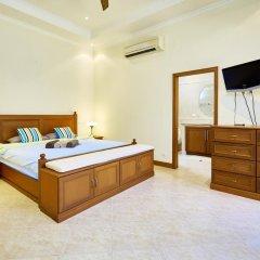 Отель Golden Villa by MyPattayaStay Вилла с различными типами кроватей фото 3