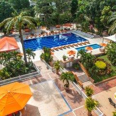 Hotel Del Llano бассейн фото 2
