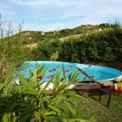 Отель L'Erbaiuola Италия, Реканати - отзывы, цены и фото номеров - забронировать отель L'Erbaiuola онлайн бассейн фото 2