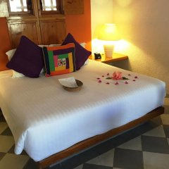 Отель Casa Natalia 3* Стандартный номер с различными типами кроватей фото 4