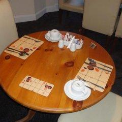 Отель Sandyford Lodge Глазго удобства в номере