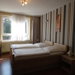 Hotel am Schloss 2* Стандартный номер разные типы кроватей фото 3