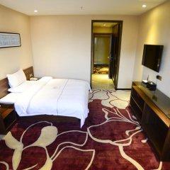 Отель Insail Hotels Railway Station Guangzhou 3* Номер Делюкс с двуспальной кроватью фото 18