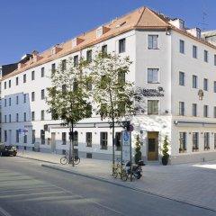 Hotel Blauer Bock Мюнхен фото 5