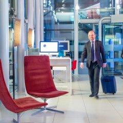 Отель Novotel London Paddington интерьер отеля фото 2