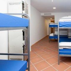 Galaxy Star Hostel Barcelona Кровать в общем номере с двухъярусной кроватью фото 11