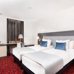 Отель Palazzo Zichy 4* Улучшенный номер с различными типами кроватей фото 3
