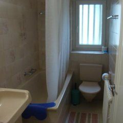 Отель Simple Rooms Zurich ванная