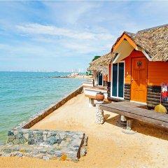 Отель Sunset Village Beach Resort 4* Бунгало Премиум с различными типами кроватей фото 5