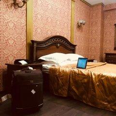 Хостел Иркутск Сити Лодж Стандартный семейный номер с двуспальной кроватью фото 4