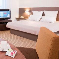Отель Novotel Suites Cannes Centre 4* Улучшенный люкс с различными типами кроватей фото 3