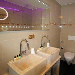 Отель Herzog-Wilhelm - Der Tannenbaum Германия, Мюнхен - отзывы, цены и фото номеров - забронировать отель Herzog-Wilhelm - Der Tannenbaum онлайн ванная