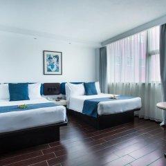 Отель Best Western Plus Puebla 3* Стандартный номер с различными типами кроватей фото 4