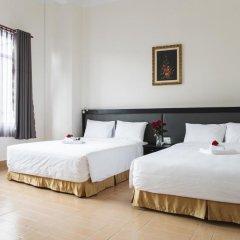 Отель Green Leaves Далат комната для гостей фото 3