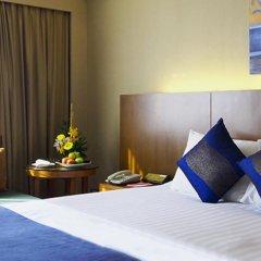 Отель Ramada Plaza by Wyndham Bangkok Menam Riverside 5* Номер Делюкс с двуспальной кроватью фото 15