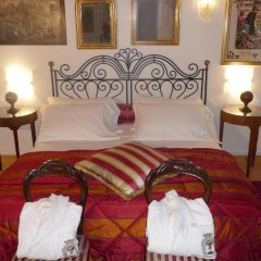 Отель Country House Casino di Caccia Стандартный номер с различными типами кроватей фото 9