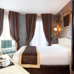 Отель Edouard Vi 3* Улучшенный номер фото 3