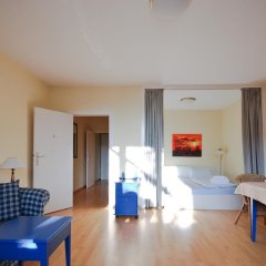 Отель Tolle-Wohnungen Германия, Берлин - отзывы, цены и фото номеров - забронировать отель Tolle-Wohnungen онлайн комната для гостей фото 2