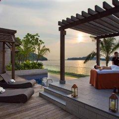 Отель Resorts World Sentosa - Beach Villas спа фото 2