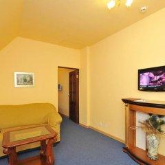 Гостиница Татьяна 3* Люкс с различными типами кроватей фото 6