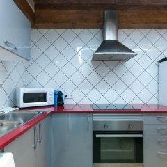 Апартаменты Charming Apartment In Barcelona Center Барселона в номере