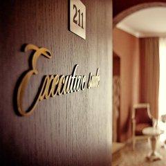 Park Hotel Plovdiv 4* Представительский люкс с различными типами кроватей фото 4