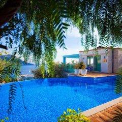 Asfiya Sea View Hotel Турция, Киник - отзывы, цены и фото номеров - забронировать отель Asfiya Sea View Hotel онлайн бассейн фото 3