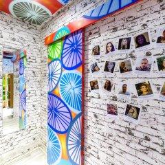 Chillout Hostel Zagreb Кровать в общем номере с двухъярусной кроватью фото 13