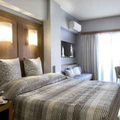 Hermes Hotel 3* Улучшенный номер с различными типами кроватей фото 6