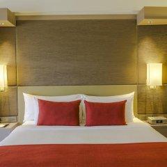 Отель Crowne Plaza Lumpini Park Бангкок комната для гостей фото 4