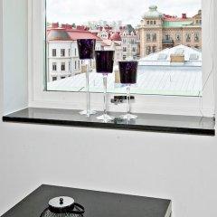 Отель Avenue A1 Улучшенные апартаменты с различными типами кроватей фото 50