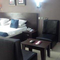 Отель GT-Maines Hotels & Suites Номер Делюкс с различными типами кроватей фото 5