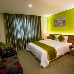 Hotel Kuretakeso Tho Nhuom 84 4* Стандартный номер фото 9