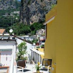 Отель Amalfi Luxury House 2* Стандартный номер с двуспальной кроватью фото 47