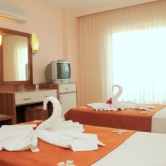 Aral Hotel Side удобства в номере фото 3