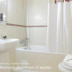 Отель Akisol Albufeira Ocean II ванная фото 2