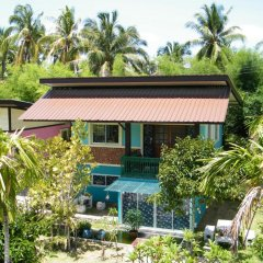 Отель Ya Teng Homestay 2* Стандартный номер с двуспальной кроватью фото 18