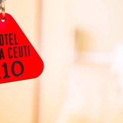 Hotel Villa Ceuti удобства в номере