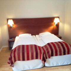Marché Rygge Vest Airport Hotel 3* Стандартный номер с двуспальной кроватью фото 2