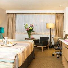 Отель Galeria Plaza Reforma 4* Стандартный номер