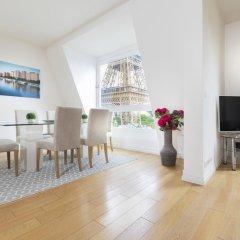 Отель Résidence Charles Floquet 2* Апартаменты с различными типами кроватей фото 20